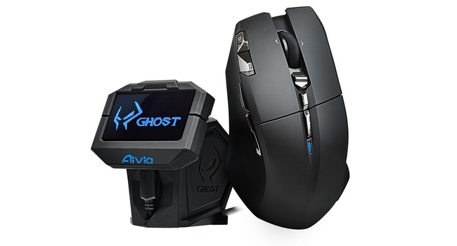 Gaming Mouse Gigabyte Aivia Uranium. External display – luxury or necessity?