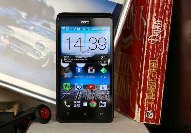 HTC Desire 400 Dual Sim