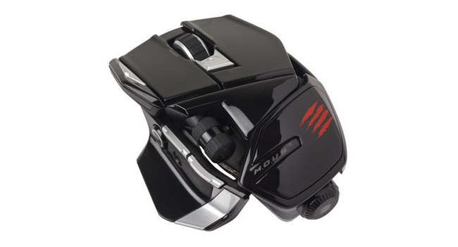 MadCatz MOUS 9 – the youngest in a family of Transformers