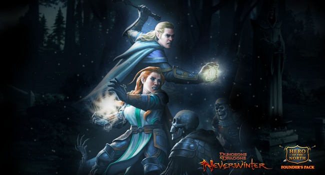Neverwinter – more action, than MMO