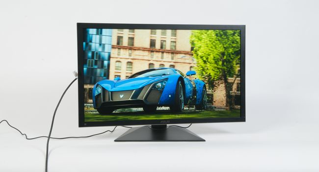 Review 4K-Monitor ASUS PQ321QE
