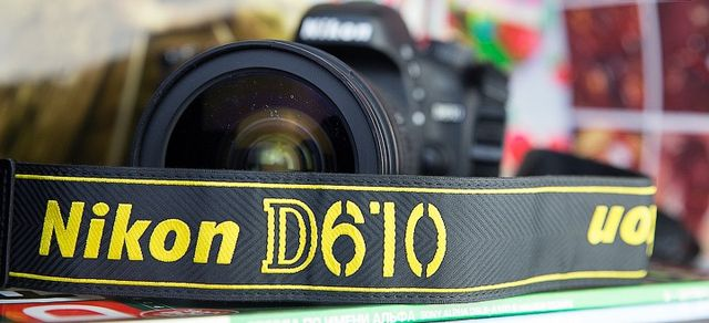 Review Nikon D610. Inexpensive Full Frame, which stands want