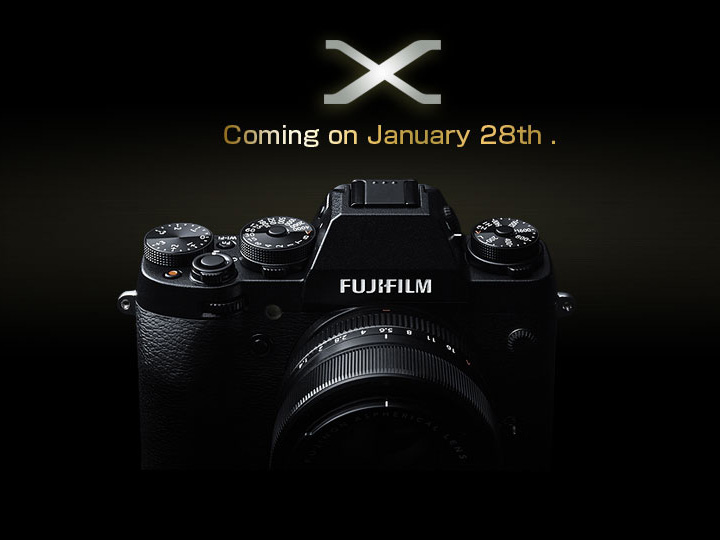 Teaser coming Fujifilm X-T1 and a little investigation on the picture