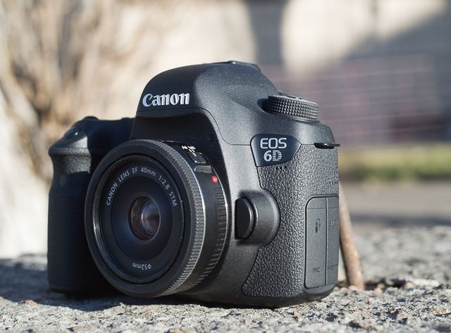 overview canon eos 6d compact full frame slr