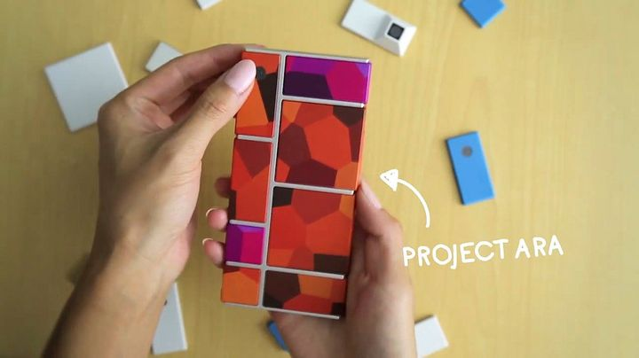 Few thoughts about Project Ara