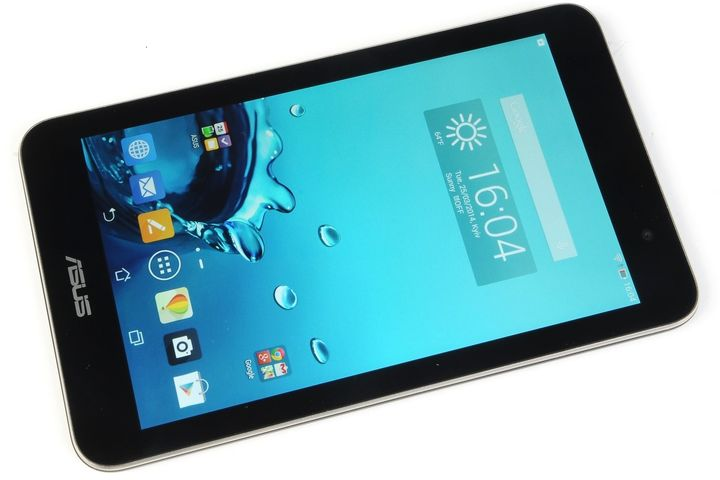 Quick review of the tablet ASUS MeMO Pad 7 (ME176C)