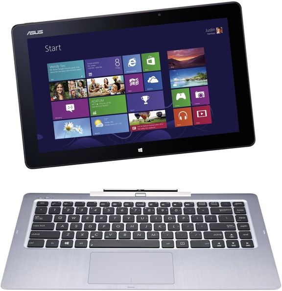 Review Laptop ASUS Transformer Book T300LA