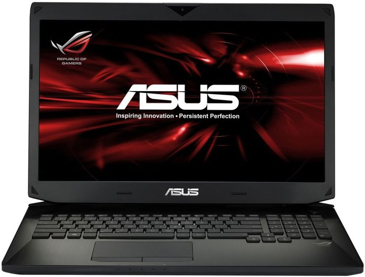 Review Notebook Asus G750JZ