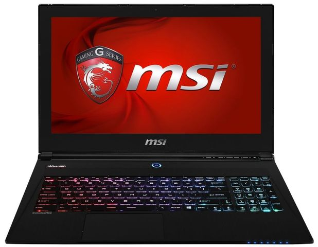 Review Notebook MSI GS60 Ghost