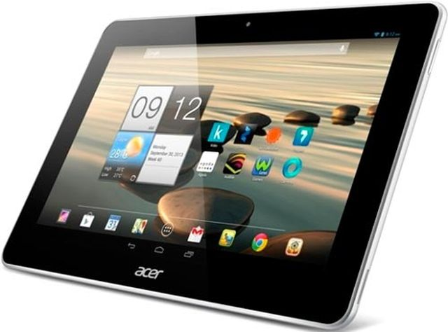 Review tablet Acer Iconia A3-A11 3g: not important appearance and content