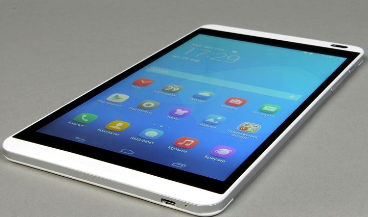 Review of the tablet HUAWEI MediaPad M1 8.0