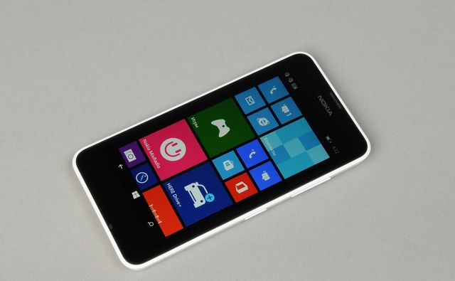 Review of smartphone Nokia Lumia 630