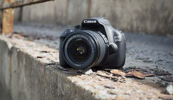 Review Canon EOS 1200D – SLR for amatours