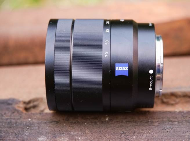 how to use sony carl zeiss vario tessar