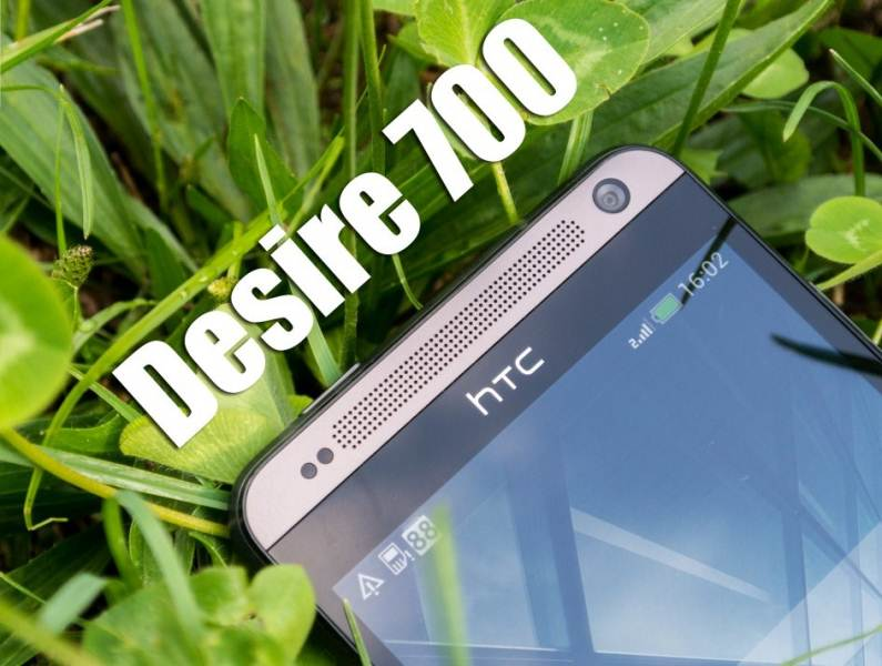 Review HTC Desire 700 dual sim – there is no limit to communication