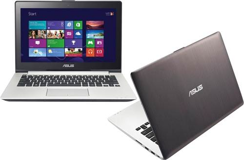Review laptop of the ASUS VivoBook S301LA