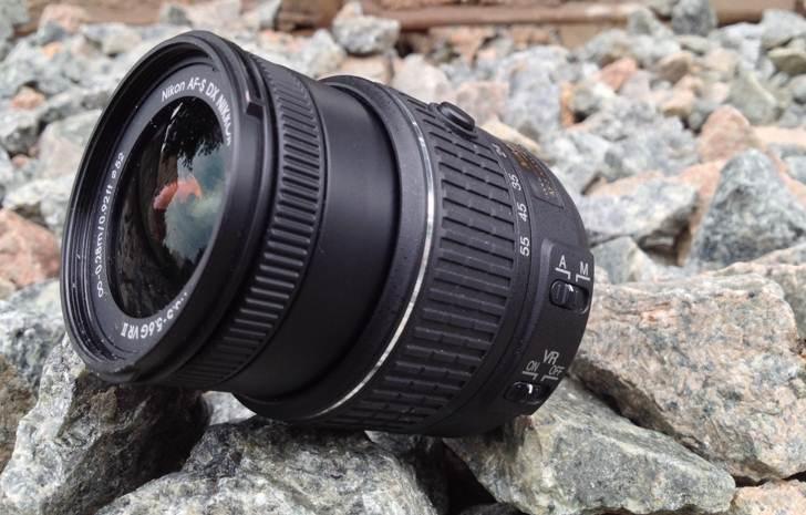 Review Nikon AF-S DX Nikkor 18-55mm F3.5-5.6G VR II