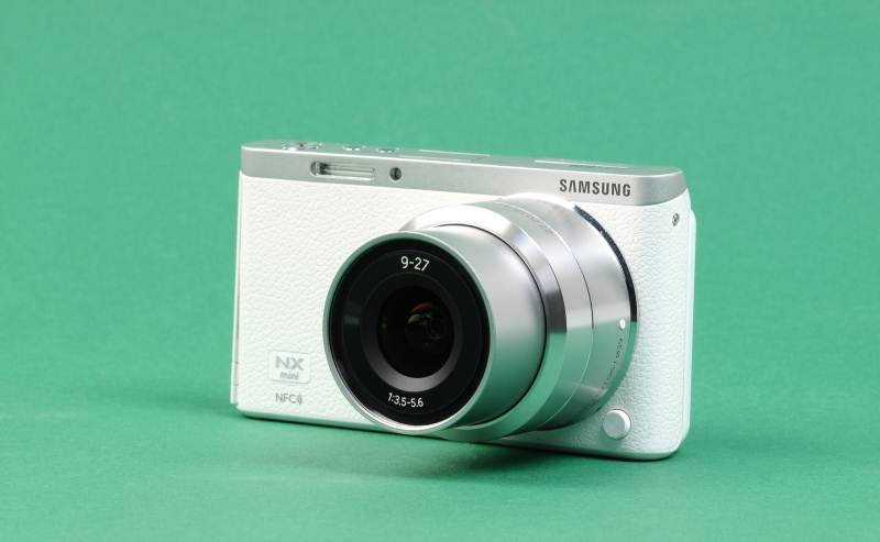 Review mirrorless camera Samsung NX Mini