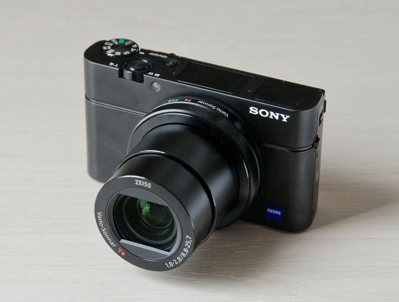 Sony Cyber-shot RX100 III – First impressions