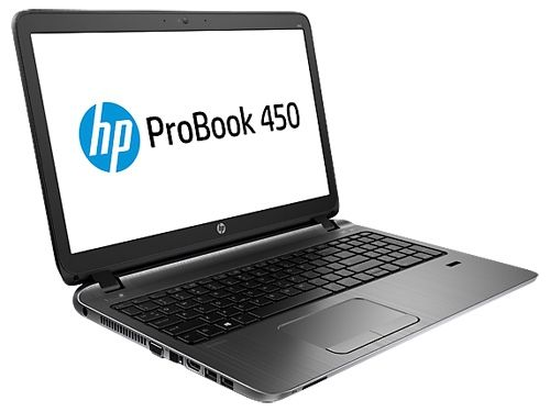 Laptop of the review HP ProBook 450 G2