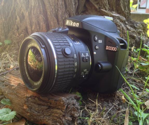 Review Nikon D3300. Best SLR entry-level version of TIPA