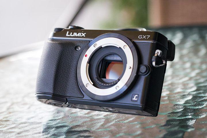 Review of Panasonic Lumix GX7