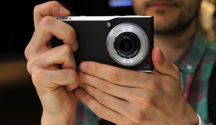 Panasonic Lumix CM1 – camera from Leica, the possibility of Android