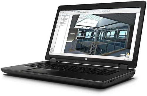 Review of the HP ZBook 17 – Professional in the business