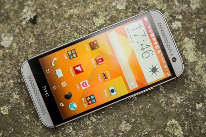 Review of the smartphone HTC One M8 – faster, higher
