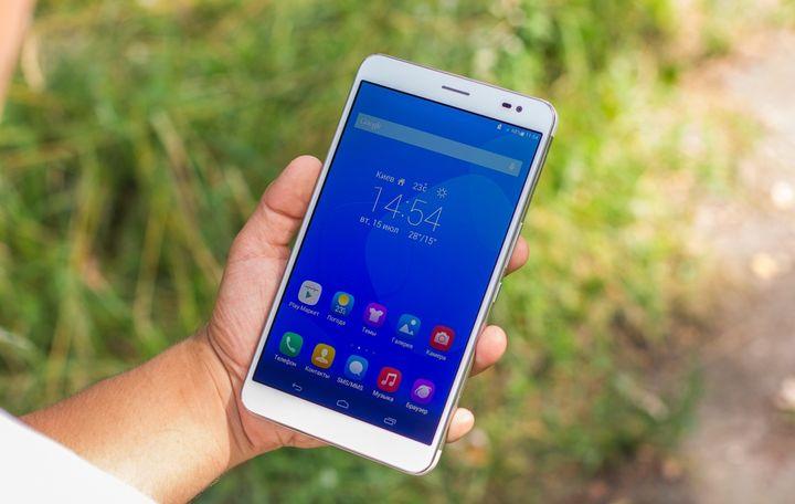 """Review Huawei Mediapad X1 7.0 – """"steel Opportunities""""!"""