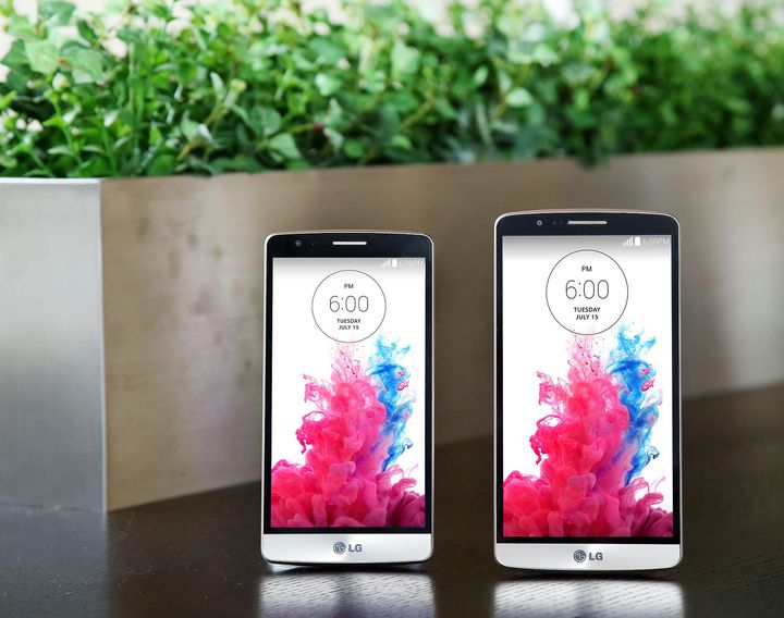Review LG G3 S – small almost flagship
