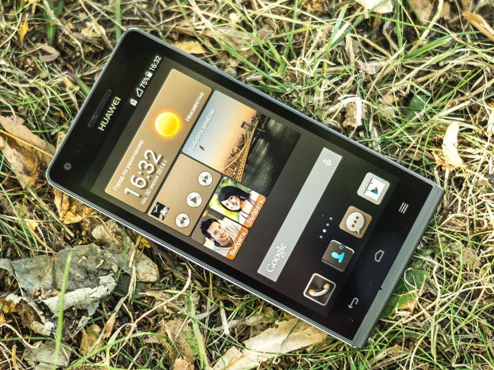 Review of the smartphone Huawei Ascend G6