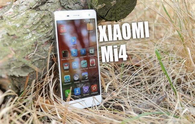Review of the smartphone – Xiaomi Mi4