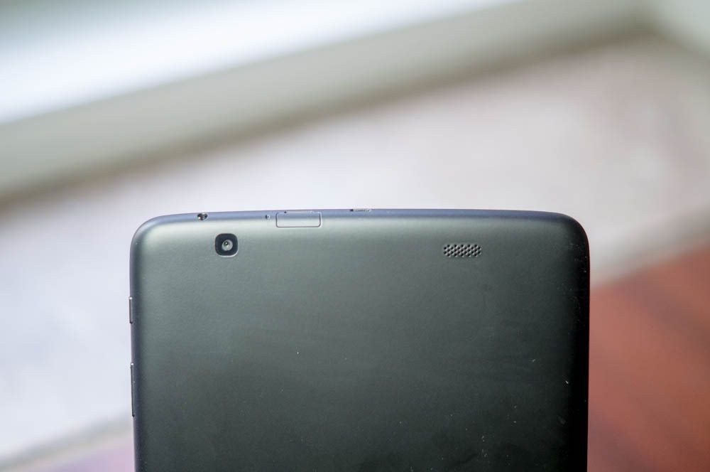 Review of the tablet LG G Pad 10.1