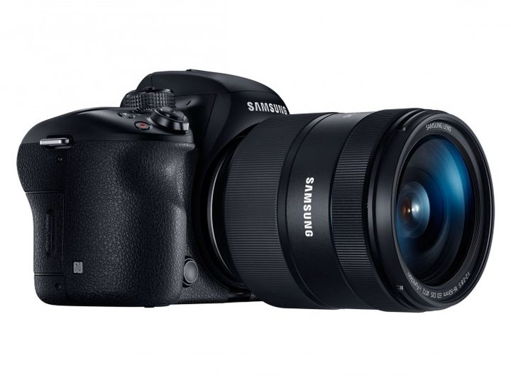 Announcement of Samsung NX1. All the best in a compact package