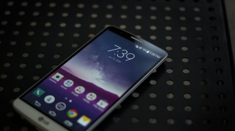 best smartphone LG G3