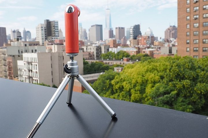Inhaler-periscope tube or just a camera from HTC Re