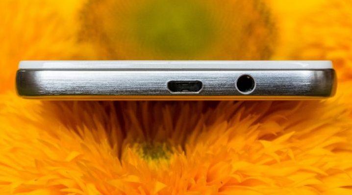 Lenovo S850 - selfie-smartphone