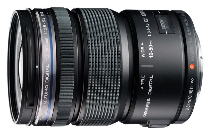 Olympus lens review M. ED 12-50mm f / 3.5-6.3 EZ