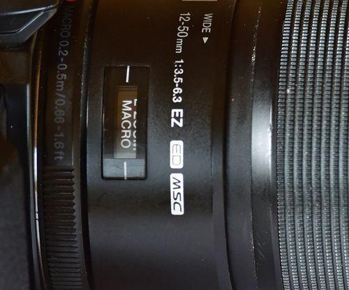 Olympus lens review M. ED 12-50mm