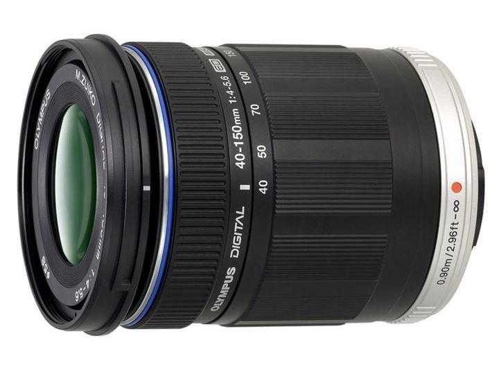 Olympus lens review M.Zuiko Digital ED 40-150mm f / 4-5.6