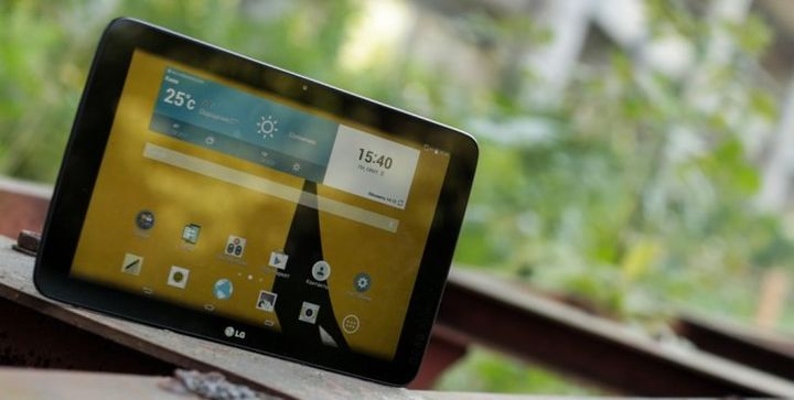 Review of the LG G Pad 10.1