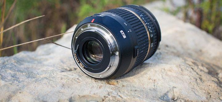 Review Tamron lenses AF SP 17-50mm F2.8 VC XR Di II