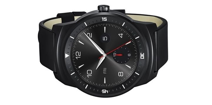 Sales of LG G Watch R will begin on October 14