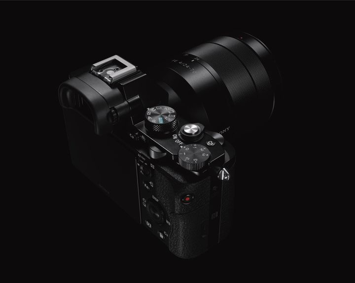 Camera DSLRs Sony A7S review