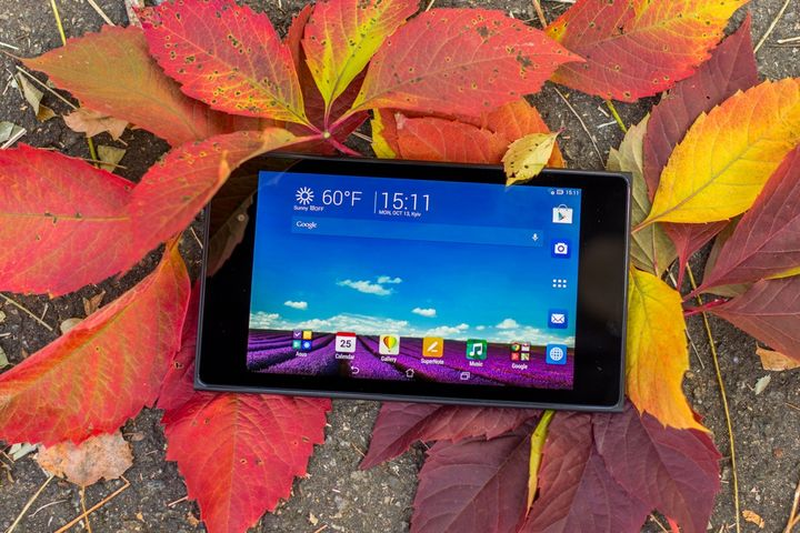 "ASUS MeMO Pad 7 ME572C review – fashionable and powerful ""stuff""!"