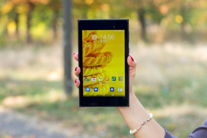 "ASUS MeMO Pad 7 ME572C review - fashionable and powerful ""stuff""!"