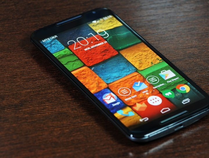 Moto X 2014 – introduction and first impressions