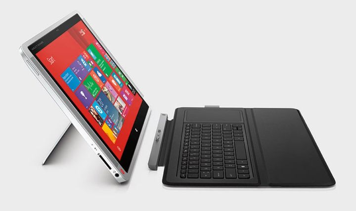 HP unveiled its Surface Pro 3 with a stylus and a detachable keyboard