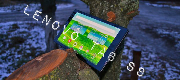 Overview Lenovo TAB S8 – compact and convenient tablet